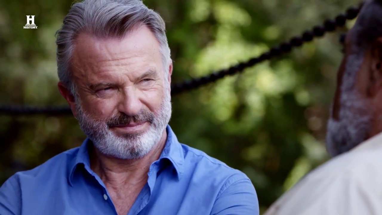 Sam Neill on 'The Pacific: In the Wake of Captain Cook' & Having No Desire to Retire