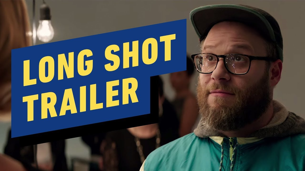 'Long Shot' Trailer Has the US Secretary of State Falling for Seth Rogen